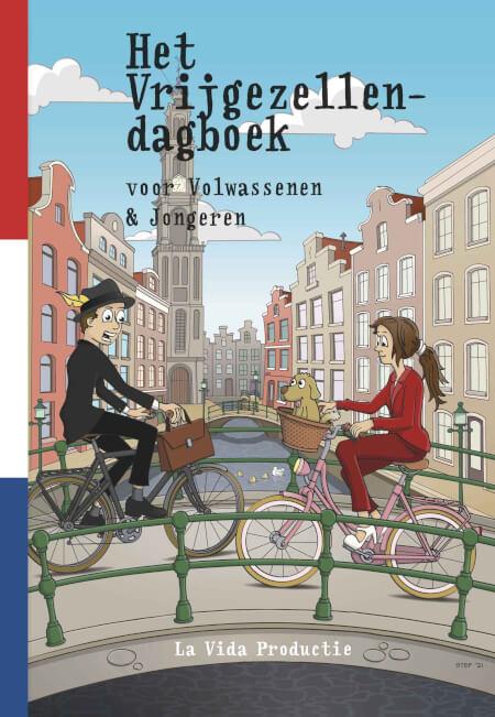 Cover Het Vrijgezellendagboek