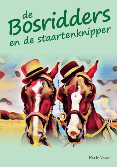 Cover De Bosridders en de staartenknipper