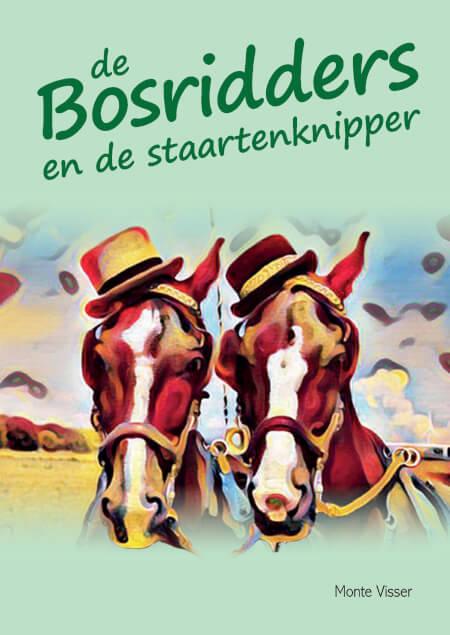 Cover De Bosridders en de staartenknipper LUXE HC