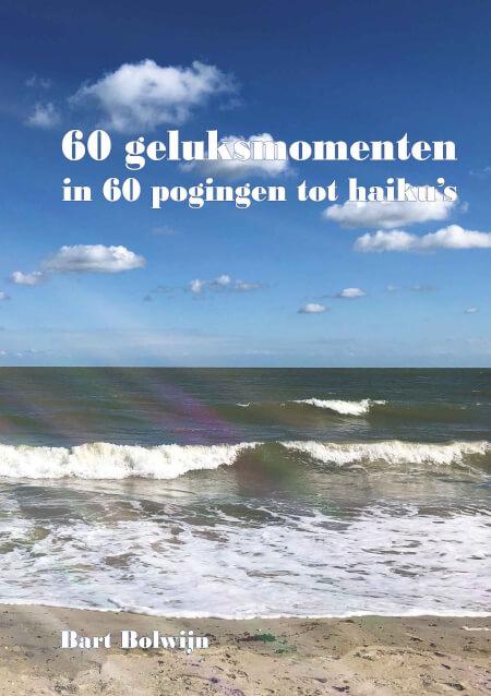 Cover 60 geluksmomenten in 60 pogingen tot haiku's