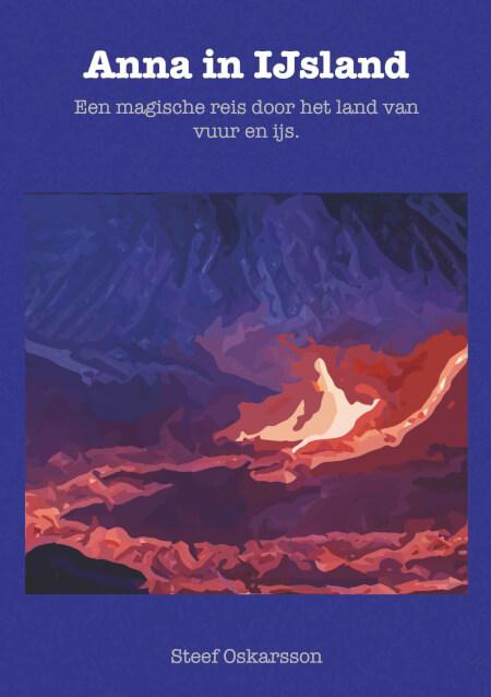 Cover Anna in IJsland