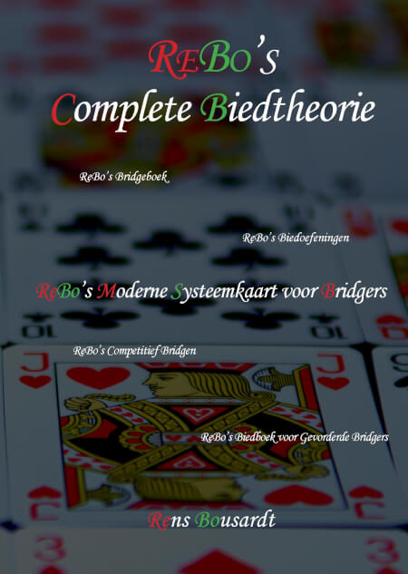 Cover ReBo's Complete Biedtheorie