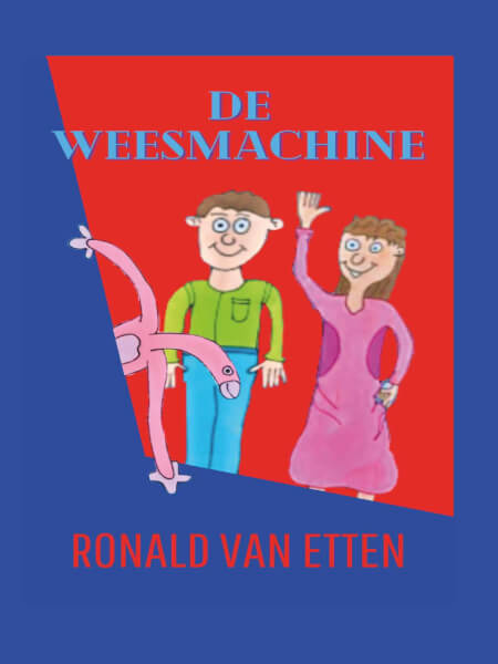 Cover weesmachine paperback