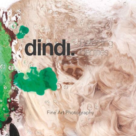 Cover Portfolio dindi - Mini album - 20 x 20 cm - Softcover - 2021