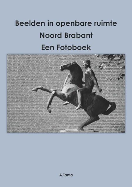 Cover Beelden in openbare ruimte Noord Brabant