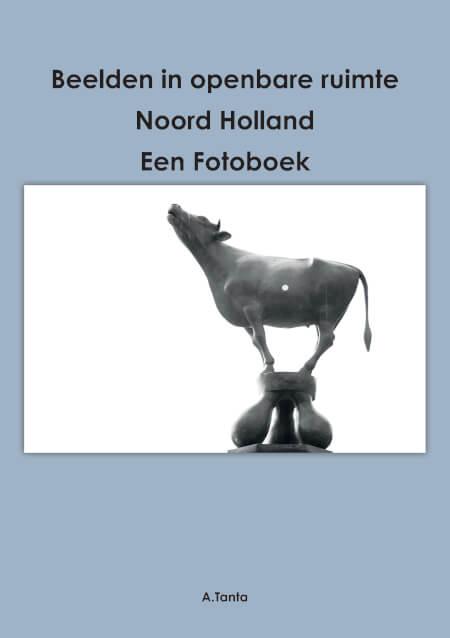 Cover Beelden in openbare ruimte Noord Holland