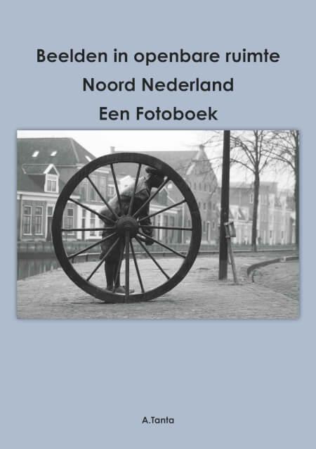 Cover Beelden in openbare ruimte Noord Nederland