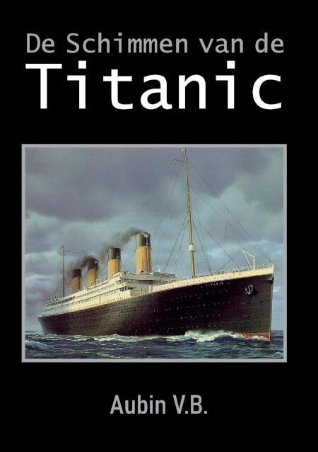 Cover De Schimmen van de Titanic