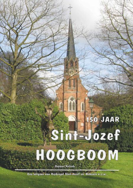Cover 150 jaar Parochie HOOGBOOM - Hardcover