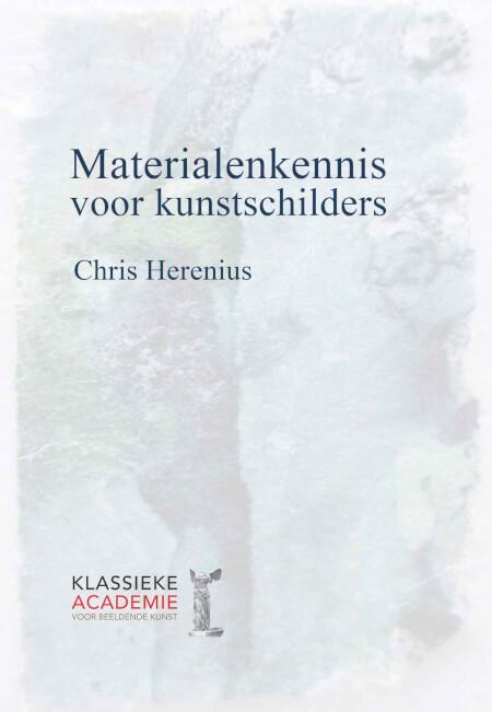 Cover Materialenkennis voor kunstschilders