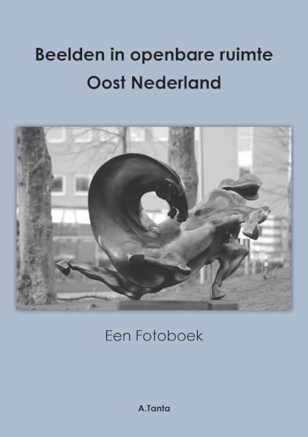 Cover Beelden in openbare ruimte Oost Nederland