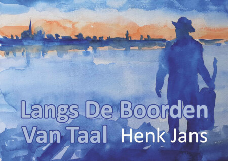 Cover Langs De Boorden Van Taal