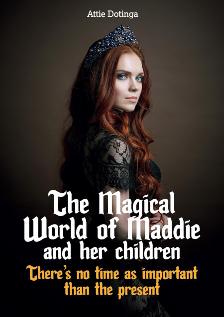 Cover The Magical World of Maddie and her children