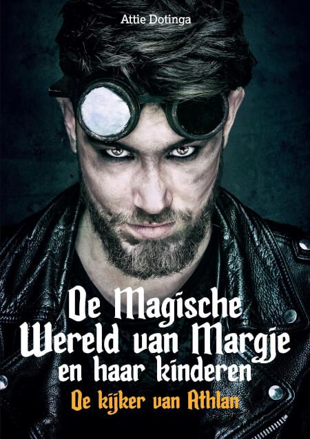 Cover De Magische Wereld van Margje en haar kinderen.