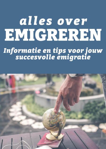 Cover Alles over emigreren