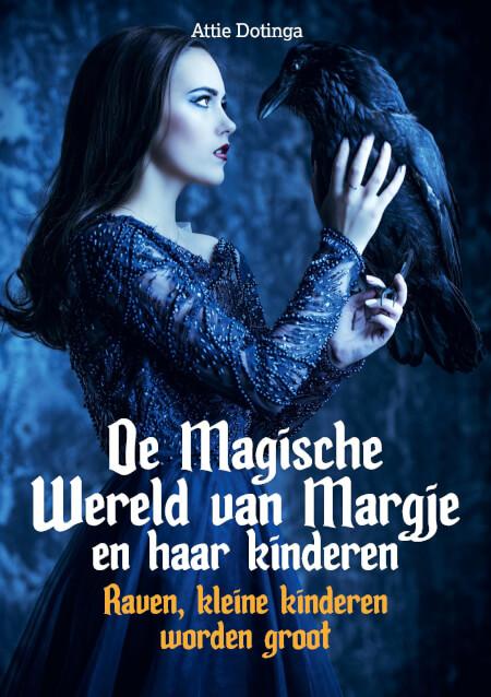 Cover De Magische Wereld van Margje en haar kinderen deel 6