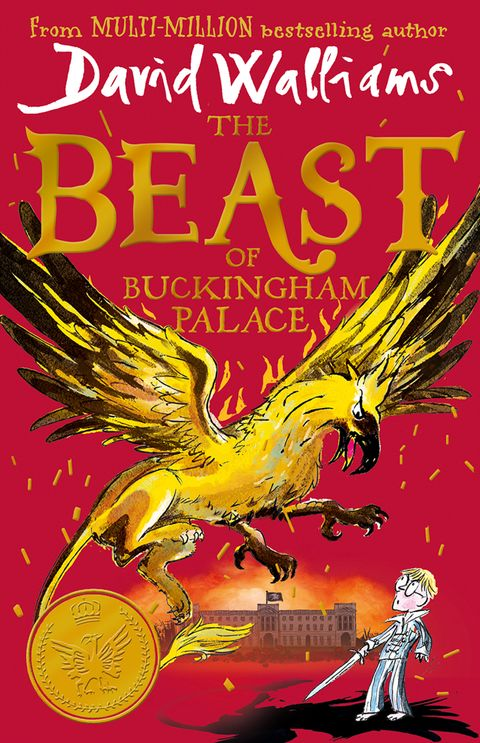 Cover The Beast of Buckingham Palace