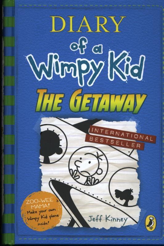 diary of a wimpy kid 13 epub