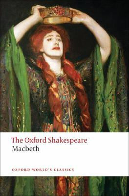 Cover The Oxford Shakespeare -  The Tragedy of Macbeth