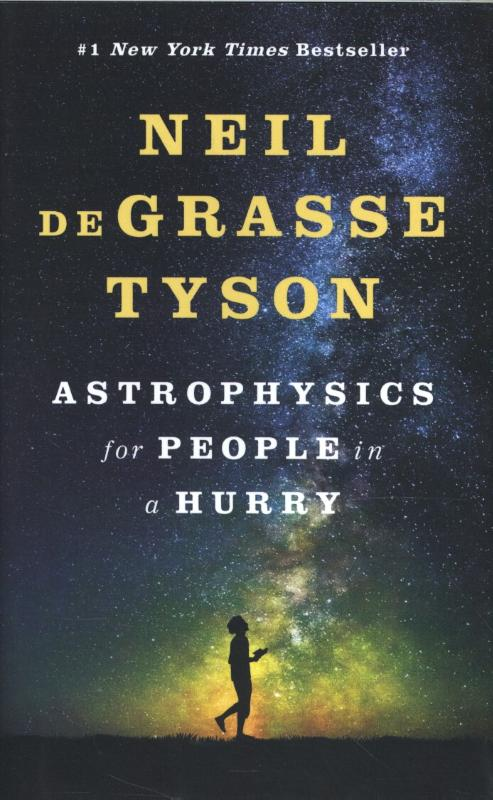 Cover Astrophysics for People in a Hurry