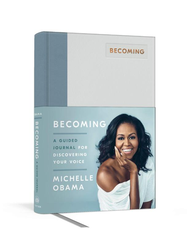 Cover Becoming: A Guided Journal for Discovering Your Inner Voice