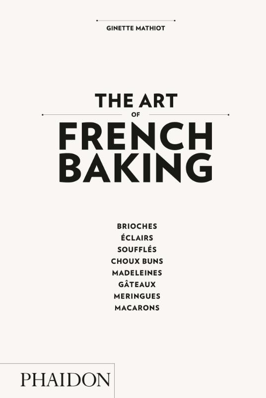 Cover Art of French Baking