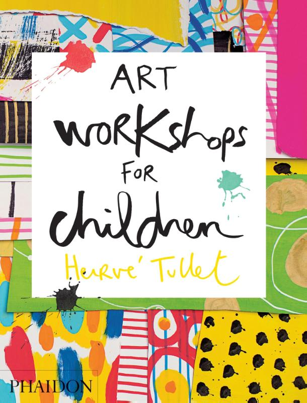 Cover Art Workshops for Children