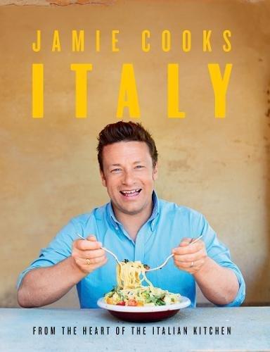 Cover Jamie Cooks Italy