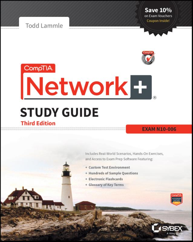 Cover CompTIA Network+