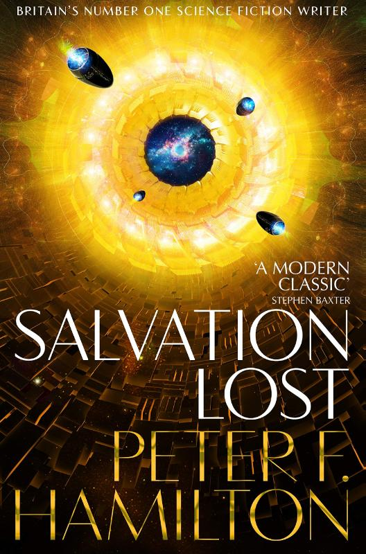Cover Salvation Lost
