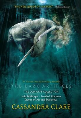 Cover The Dark Artefices Boxset