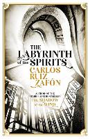 Cover Labyrinth of the Spirits