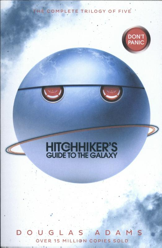 Cover The Hitchhiker's Guide to the Galaxy Omnibus