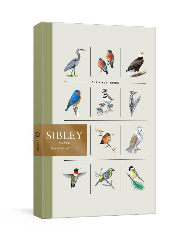 Cover Sibley Planner