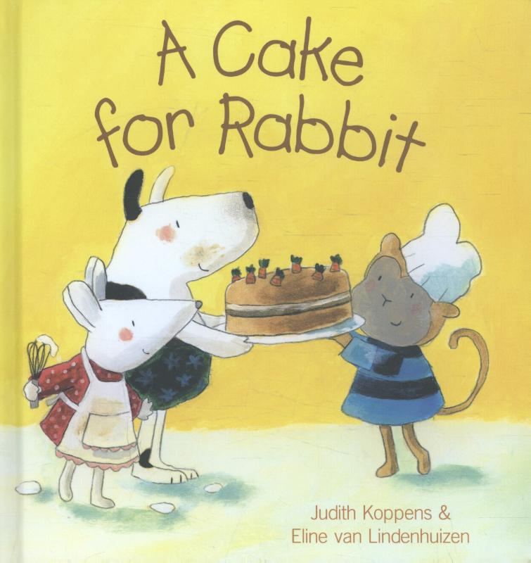 Cover A Cake for Rabbit