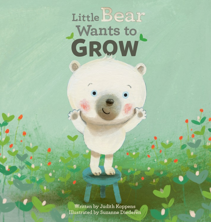 Cover Little Bear Wants to Grow