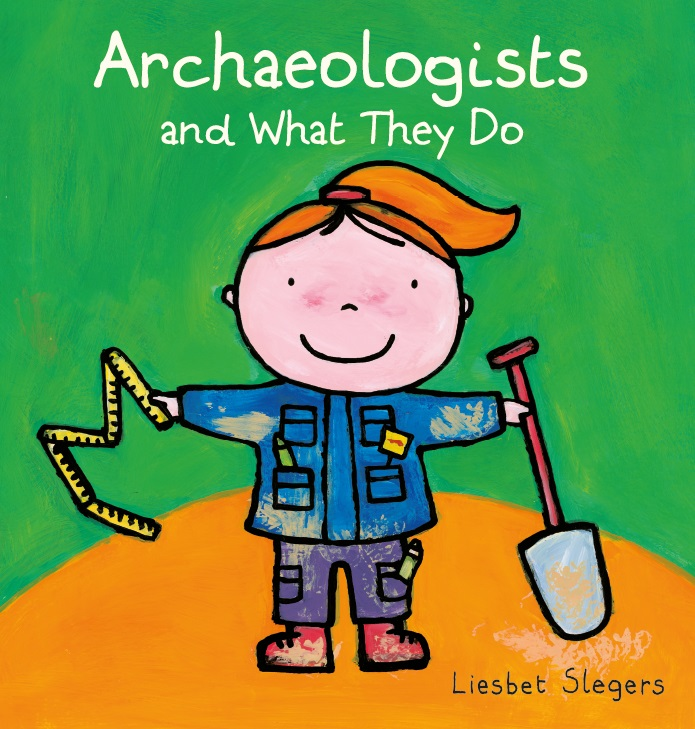 Cover Archaeologists and what they do