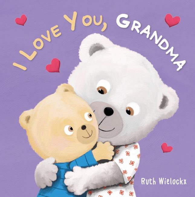 Cover I love You, Grandma