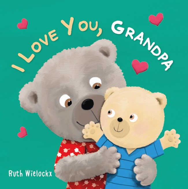 Cover I Love You, Grandpa