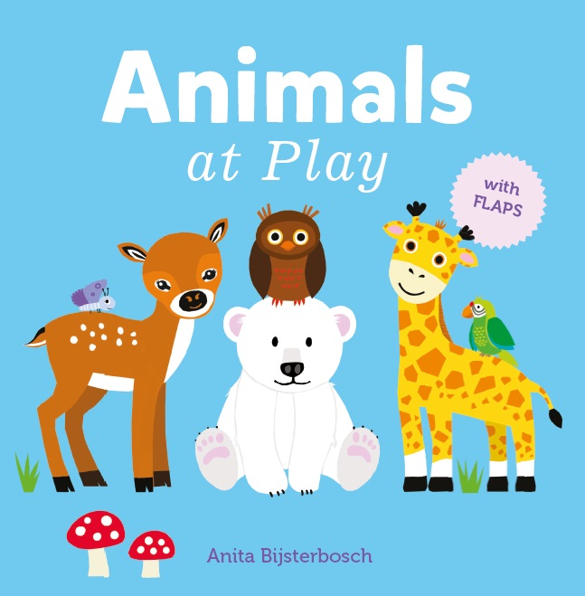 Cover Animals at Play