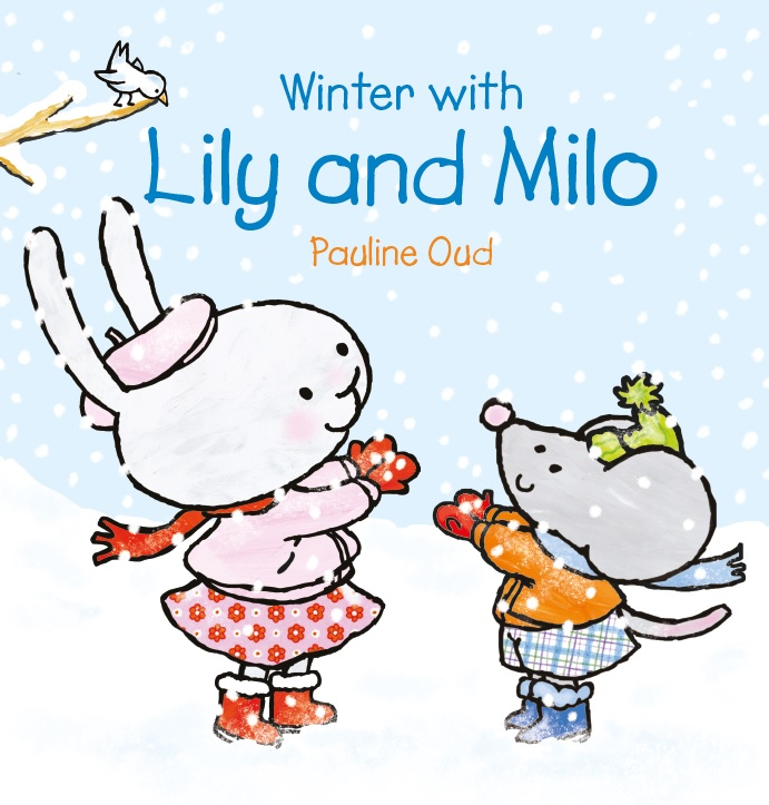 Cover Winter with Lily and Milo
