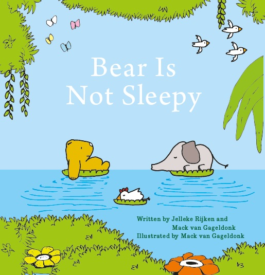 Cover Bear Is Not Sleepy