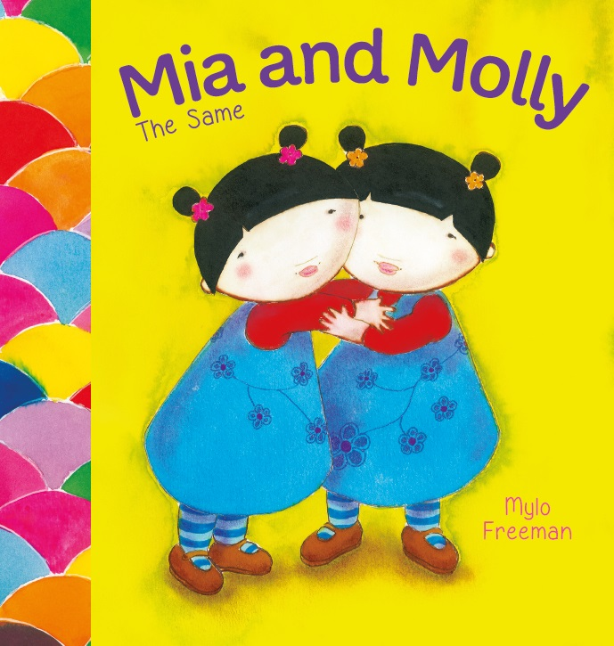 Cover Mia and Molly: the Same and Different