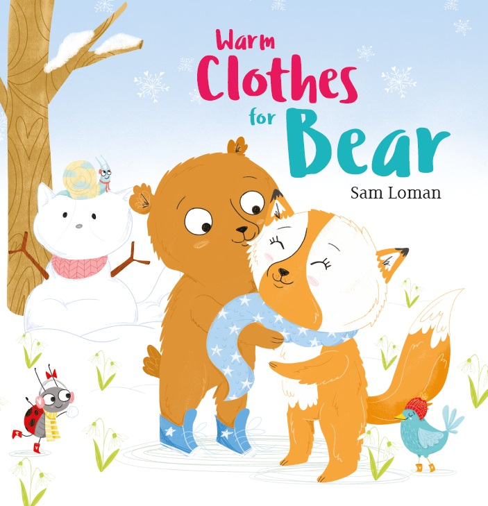 Cover Warm Clothes for Bear