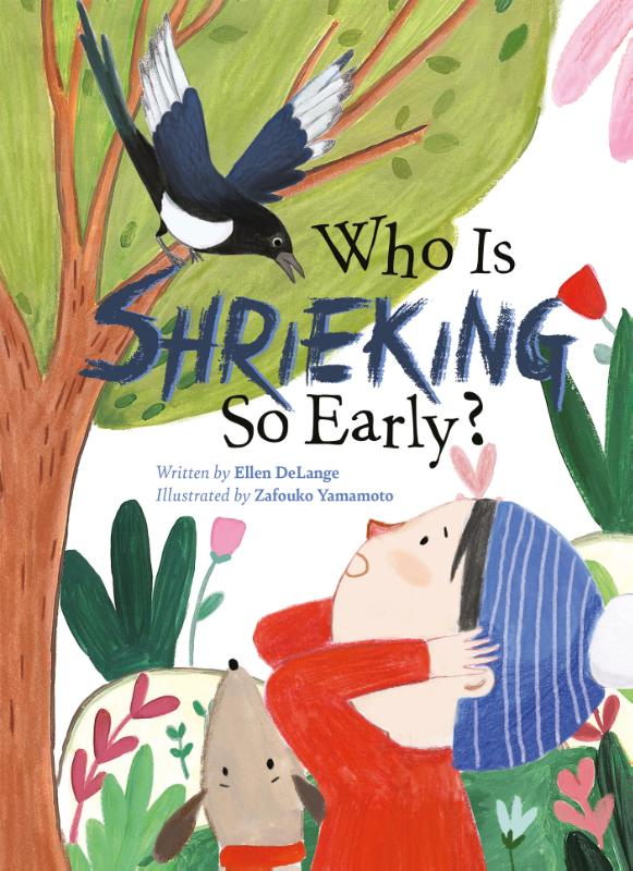 Cover Who is Shrieking So Early