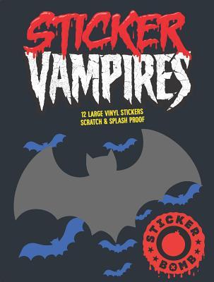 Cover Sticker Vampires