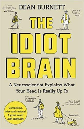 Cover Idiot Brain