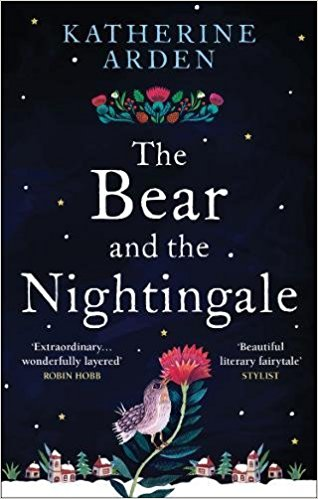 Cover The Bear and The Nightingale