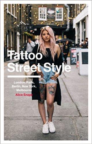 Boek Tattoo Street Style Geschreven Door Snape Alice