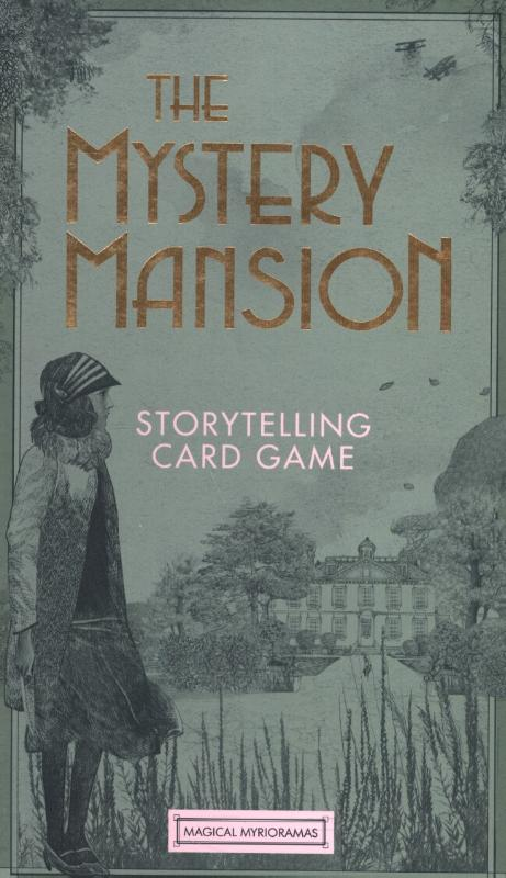 Cover Mystery Mansion